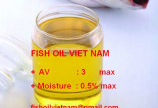 Fish Oil for animal feed – refined fish oil - Biodiesel